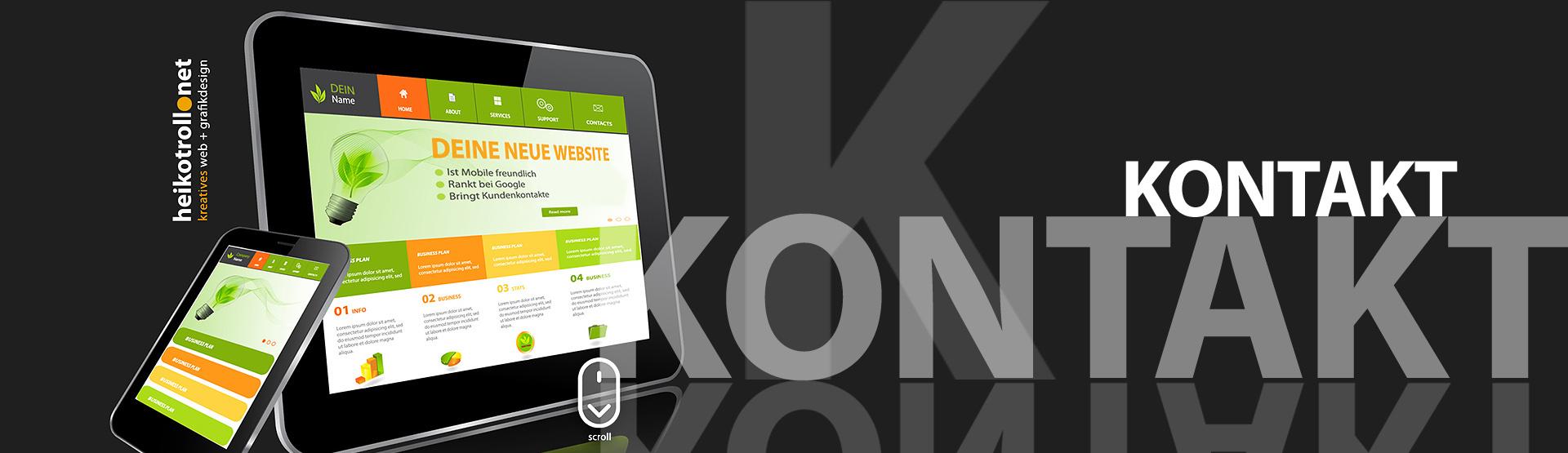 webdesign seo grafikdesign pirna heikotroll.net